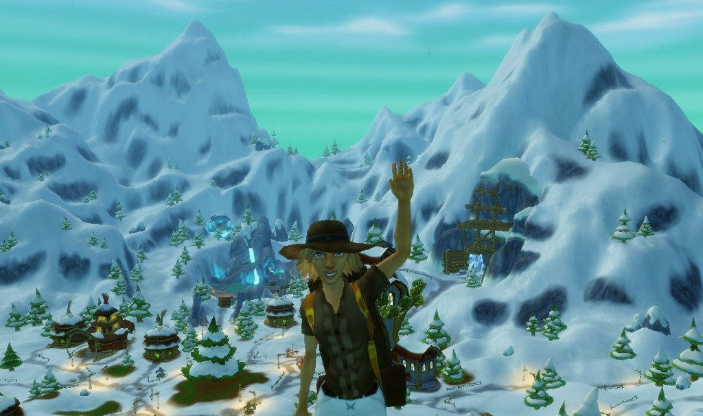 Free Realms: Snowhill