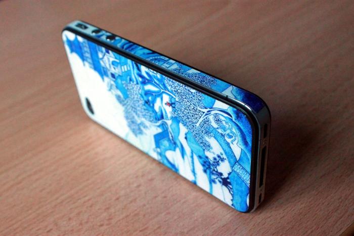 Gelaskin - Blue Willow